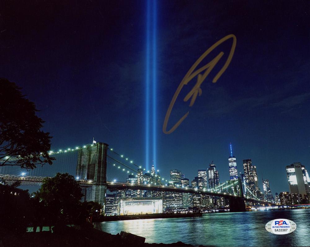 Robert J. O'Neill Signed 8x10 Photo (PSA Hologram) at PristineAuction.com