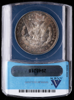 1887 Morgan Silver Dollar, VAM-13 (ANACS MS64) (Toned) at PristineAuction.com
