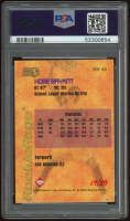 Kobe Bryant 1999 Collector's Edge Rookie Rage Pro Signatures #46 (PSA 7) at PristineAuction.com