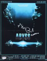 """Michael Biehn Signed """"Abyss"""" 11x14 Photo Inscribed """"Coffe"""" (PSA COA) at PristineAuction.com"""