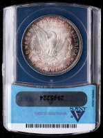 1898 Morgan Silver Dollar, VAM-2 (ANACS MS63) (Toned) at PristineAuction.com