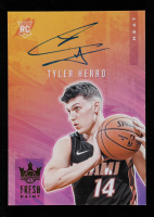 Tyler Herro 2019-20 Court Kings Fresh Paint Autographs #42 at PristineAuction.com
