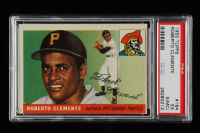 Roberto Clemente 1955 Topps #164 RC (PSA 5) (MC) at PristineAuction.com