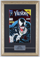"1992 ""Venom"" Issue #1 Marvel 12x17 Custom Framed First Issue Comic Book Display at PristineAuction.com"
