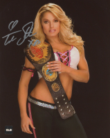 "Trish Stratus Signed WWE 8x10 Photo Inscribed ""XOX"" (COJO COA) at PristineAuction.com"
