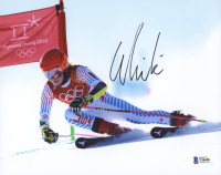 Mikaela Shiffrin Signed Team USA 8x10 Photo (Beckett COA) at PristineAuction.com