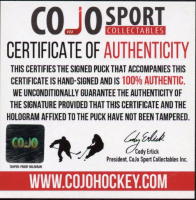 Zdeno Chara Signed Bruins 8x10 Photo (COJO COA & Chara Hologram) at PristineAuction.com