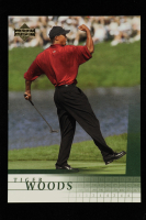 Tiger Woods 2001 Upper Deck Promos #Promo RC at PristineAuction.com