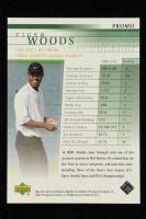 Tiger Woods 2001 Upper Deck Promos #Promo RC at PristineAuction.com
