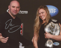 Dana White Signed UFC 8x10 Photo (Beckett COA) at PristineAuction.com