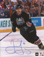 Jaromir Jagr Signed Capitals 8x10 Photo (COJO COA) at PristineAuction.com