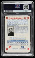 Frank Robinson Signed 1994 Nabisco All-Star Autographs #3 (PSA Encapsulated) at PristineAuction.com