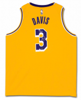 "Anthony Davis Signed Los Angeles Lakers Jersey Inscribed ""2020 Champs"" (UDA COA) at PristineAuction.com"