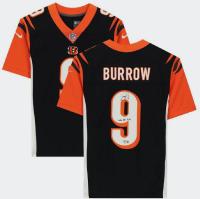 "Joe Burrow Signed Benglas Jersey Inscribed ""2020 #1 Pick"" (Fanatics Hologram) at PristineAuction.com"