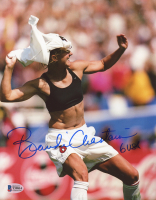 Brandi Chastain Signed Team USA 8x10 Photo (Beckett COA) at PristineAuction.com