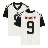"Joe Burrow Signed Benglas Jersey Inscribed ""2020 #1 Pick"" (Fanatics Hologram) at PristineAuction.com"