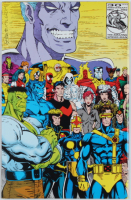 """Vintage 1992 """"The Infinity War"""" Vol. 1 Issue #1 Marvel Comic Book at PristineAuction.com"""