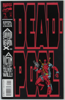 "Vintage 1993 ""Deadpool"" Vol. 1 Issue #1 Marvel Comic Book (See Description) at PristineAuction.com"