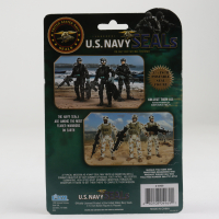 "Robert O'Neill Signed U.S. Navy Seals Figurine Inscribed ""Never Quit!"" (PSA Hologram) (See Description) at PristineAuction.com"