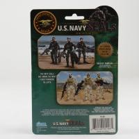 "Robert O'Neill Signed U.S. Navy Seals Figurine Inscribed ""Never Quit!"" (PSA Hologram) at PristineAuction.com"