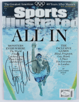 Ryan Lochte Signed 2012 Sports Illustrated Magazine (JSA COA) at PristineAuction.com