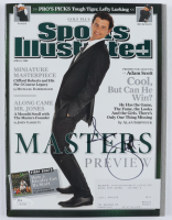 Adam Scott Signed 2008 Sports Illustrated Magazine (JSA COA) at PristineAuction.com