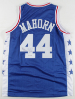 "Rick Mahorn Signed Jersey Inscribed ""Bad Boy"" (PSA COA) at PristineAuction.com"