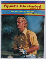 Jack Nicklaus Signed 1971 Sports Illustrated Magazine (JSA COA) at PristineAuction.com