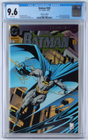 "1993 ""Batman"" Issue #500 Special Collector's Edition D.C. Comic Book (CGC 9.6) at PristineAuction.com"