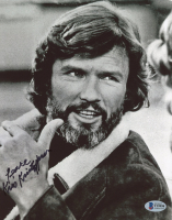 "Kris Kirstofferson Signed 8x10 Photo Inscribed ""Love"" (Beckett COA) at PristineAuction.com"