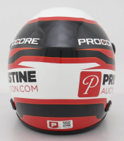 Christopher Bell Signed 2020 NASCAR Cup Rookie Season at Phoenix 1:3 Scale Mini-Helmet (PA COA) at PristineAuction.com