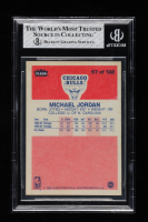 Michael Jordan 1986-87 Fleer #57 RC (BGS 6) at PristineAuction.com