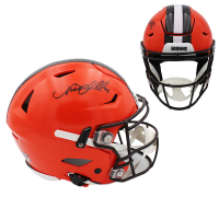 Nick Chubb Signed Browns Full-Size SpeedFlex Helmet (Radtke COA) at PristineAuction.com