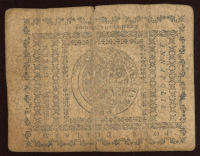 1776 Maryland $4 Colonial Currency Note at PristineAuction.com