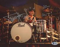 Tommy Lee Signed 8x10 Photo (Beckett COA) at PristineAuction.com