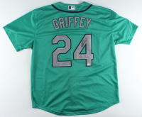 Ken Griffey Jr. Signed Mariners Jersey (PSA Hologram) at PristineAuction.com