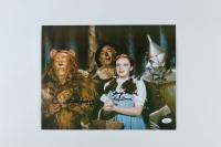 "Jerry Maren, Karl Slover, & Donna Stewart Hardaway Signed ""The Wizard of Oz"" 11x14 Photo (JSA COA) (See Description) at PristineAuction.com"