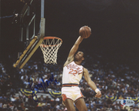 Larry Nance Sr. Signed Suns 8x10 Photo (Beckett COA) at PristineAuction.com