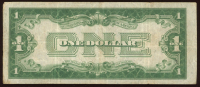 1928 $1 One Dollar Red Seal Note at PristineAuction.com