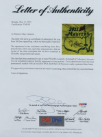Rory McIlroy Signed 2011 Masters Golf Pin Flag (PSA LOA) at PristineAuction.com