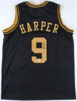 Ron Harper Signed Jersey (PSA Hologram) at PristineAuction.com