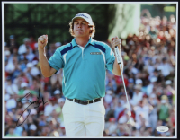 Jason Dufner Signed 11x14 Photo (JSA COA) at PristineAuction.com