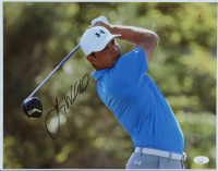 Gary Woodland Signed 11x14 Photo (JSA COA) (See Description) at PristineAuction.com
