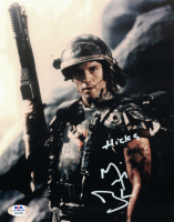 "Michael Biehn Signed ""Aliens"" 8x10 Photo Inscribed ""Hicks"" (PSA COA) at PristineAuction.com"