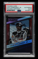 Dale Earnhardt Jr. Signed 2010 Press Pass Stealth #8 (PSA Encapsulated) at PristineAuction.com