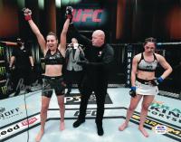 "Antonina Shevchenko Signed UFC 8x10 Photo Inscribed ""La Pantera"" (PSA COA) at PristineAuction.com"