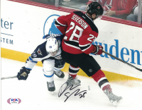Damon Severson Signed Devils 8x10 Photo (PSA COA) at PristineAuction.com