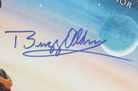 """Buzz Aldrin Signed """"Look To The Stars"""" Hardcover Book (PSA COA) (See Description) at PristineAuction.com"""