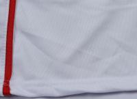 John Smoltz Signed Career Highlight Stat Jersey (JSA Hologram) (See Description) at PristineAuction.com