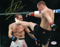 Petr Yan Signed UFC 8x10 Photo (PSA COA) at PristineAuction.com